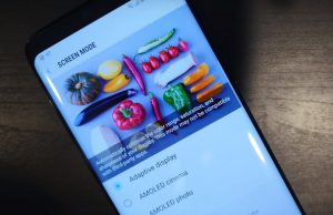 How to Adjust Display Colors on the Galaxy S8
