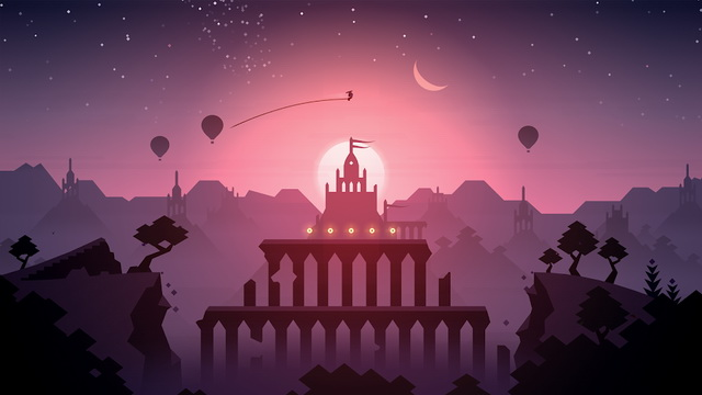 Alto's Odyssey - Best Android Tablet Game
