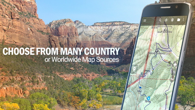 BackCountry Navigation - Best Camping App