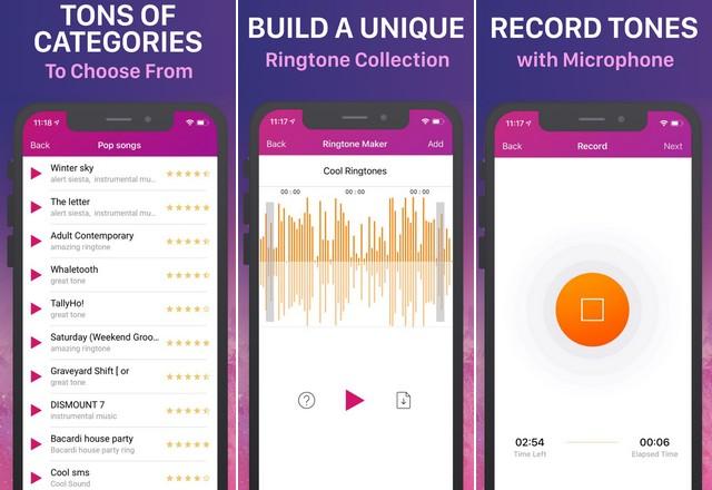 Cool Ringtones - Ringtone app for iPhone