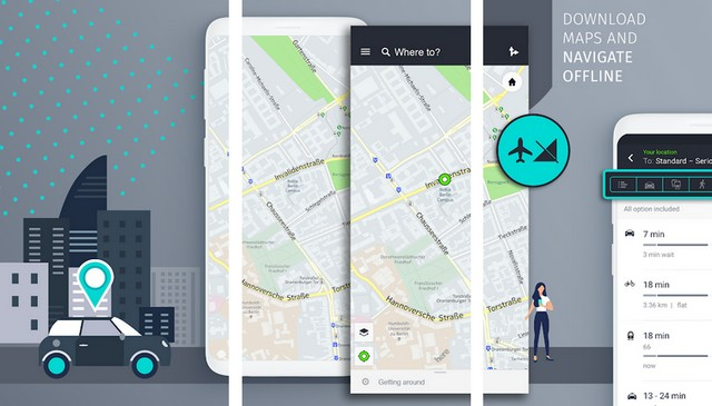 HERE WeGo - Best Camping App
