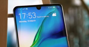 How to take a Screenshot on the Huawei P30 Pro