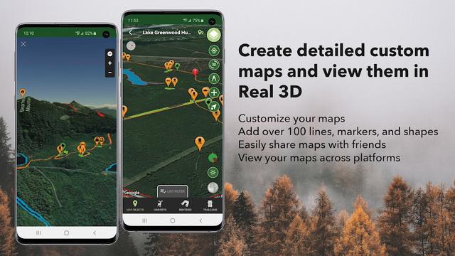 HuntStand - Best Camping App