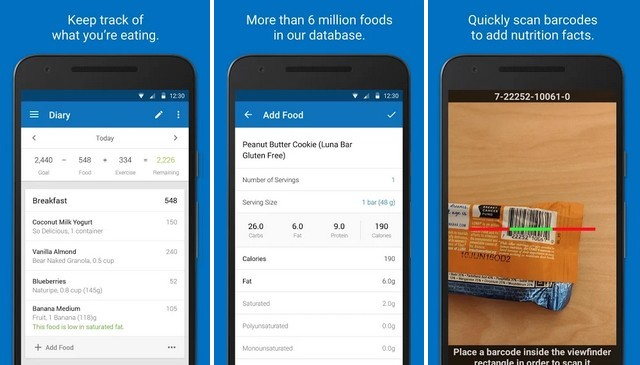 MyFitnessPal - Calorie Counter