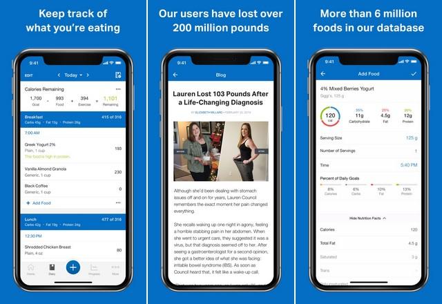 MyFitnessPal - Fitness App