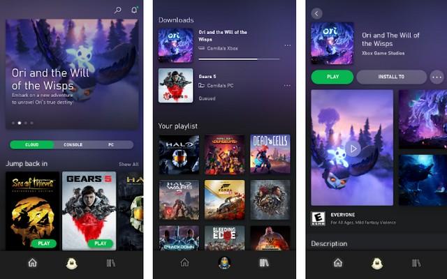 Xbox Game Pass App