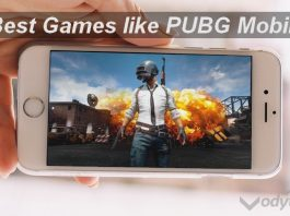 Best Games like PUBG Mobile for iPhone and iPad