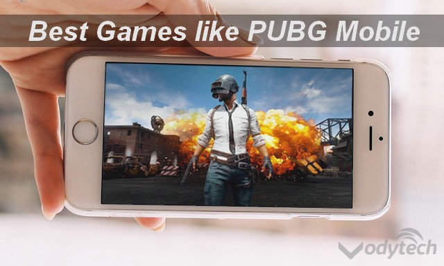 Best Games like PUBG Mobile for iPhone