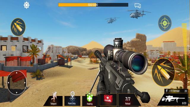 Bullet Strike : Battleground
