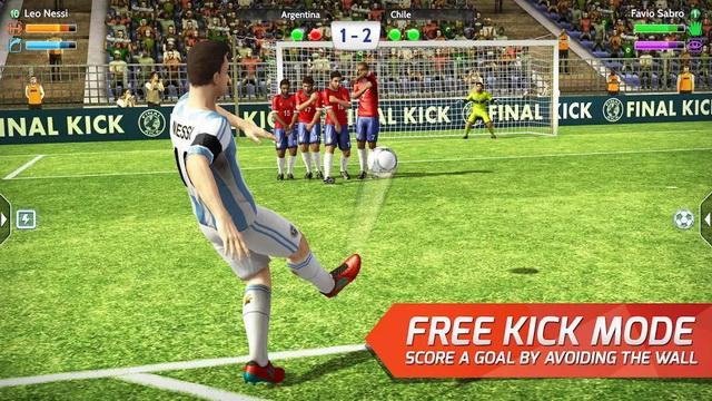 Final kick 2020 - Best Football Game