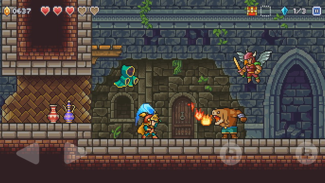 Goblin Sword - Platformer Game