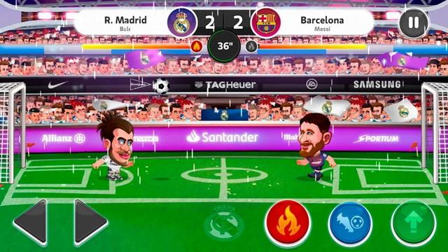 Head Soccer LaLiga 2019