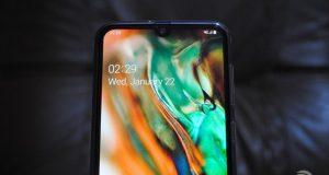 How to Take a Screenshot on Samsung Galaxy A20