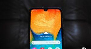 How to Take a Screenshot on Samsung Galaxy A30