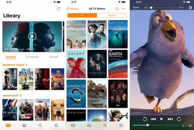 Infuse 6 - Video Player App