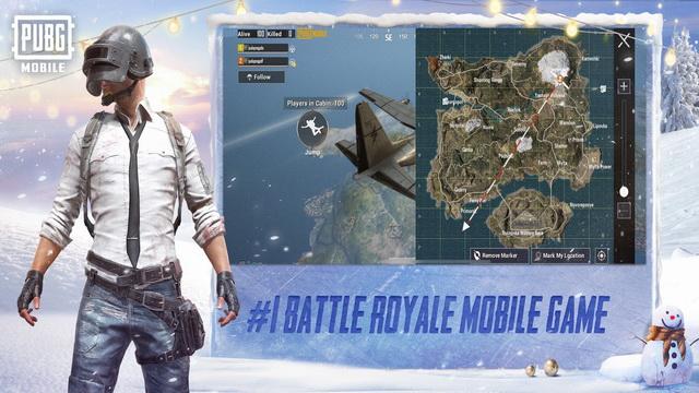 PUBG MOBILE - Battle Royale Game