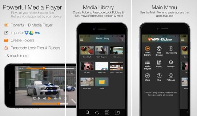 WMV HD Player