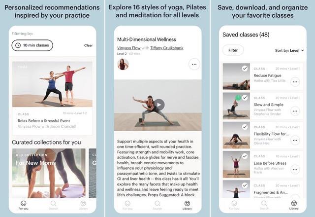 Yoga & Meditation by Glo