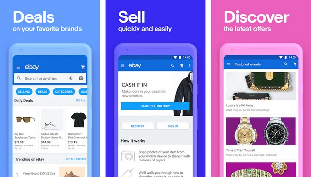 eBay - Best Shopping App