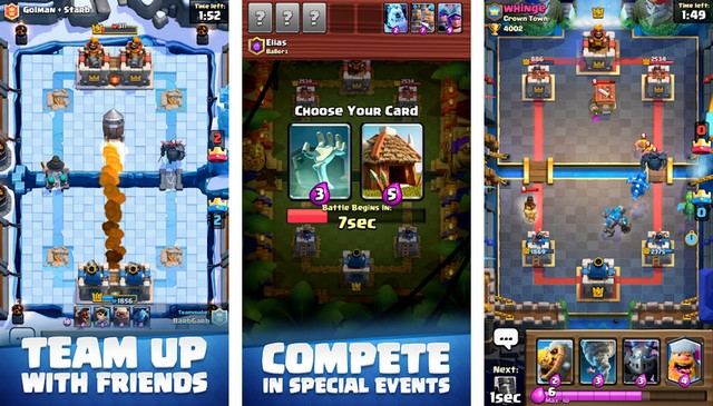 Clash Royale - Best Free Android Game
