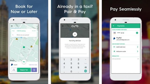 Curb - Best Transit App