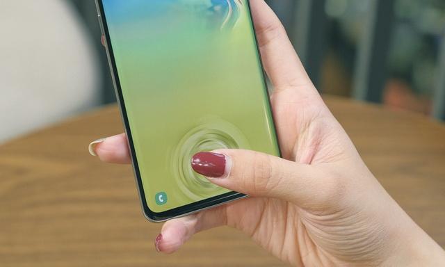How to delete Fingerprint on Samsung Note 10