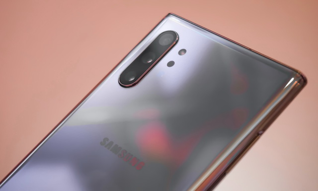 How to set up and Delete Fingerprint on Samsung Note 10