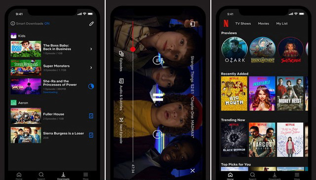 Netflix - Best Video Streaming App