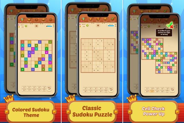 Sudoku Quest Color