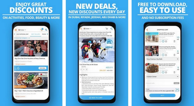 Cobone Deals & Special Offers