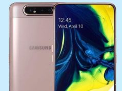 How to Record Screen on Samsung Galaxy A80