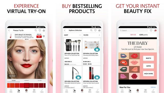 Sephora - Best fashion App