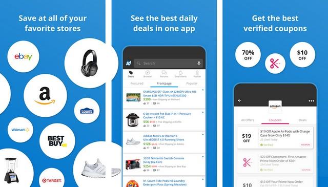 Slickdeals - Best Coupon App