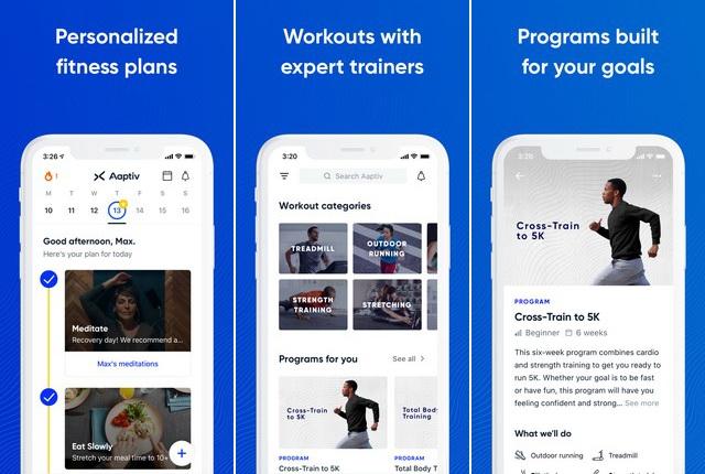 Aaptiv - Home Workout App
