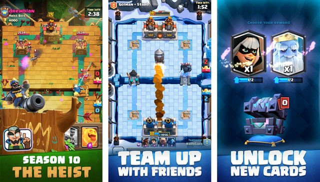 Clash Royale - Best Android Game