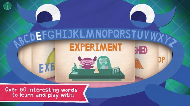 Endless Alphabet - best educational android games
