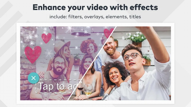 Filmora GO - Best Instagram video editor App