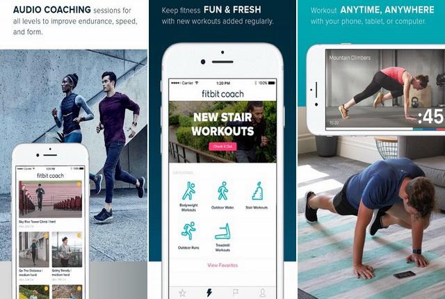 Fitbit Coach - Best Home Workout App