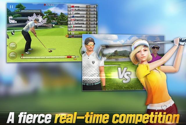 Golf Star - Best sports game