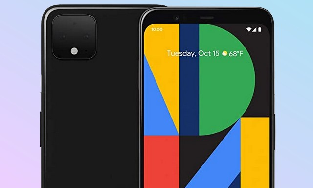 How to take a screenshot on Google Pixel 4