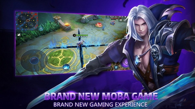 Legend of Ace - Best MOBA Game