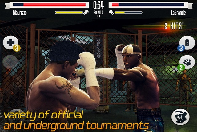Real Boxing - KO Fight Club