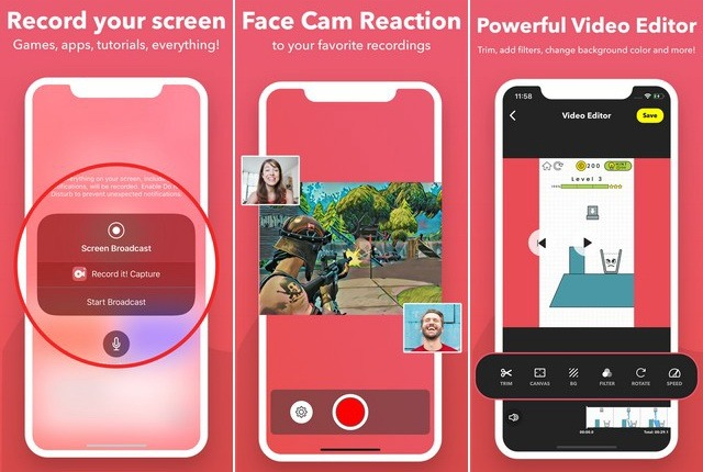 Record It! - Screen Recording App