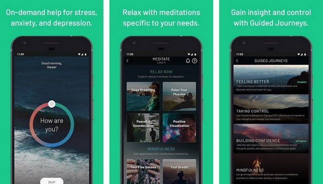 Sanvello - Best Mental Health App
