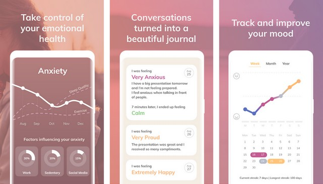 Youper - Best Mental Health App