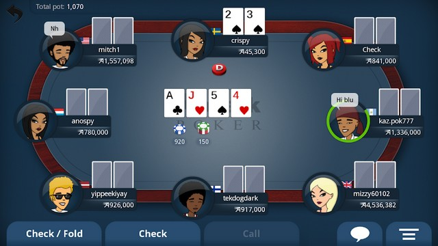 Appeak - Best Poker Game for Android
