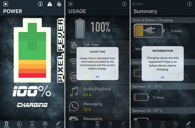 Battery Life Atomic Cleaner