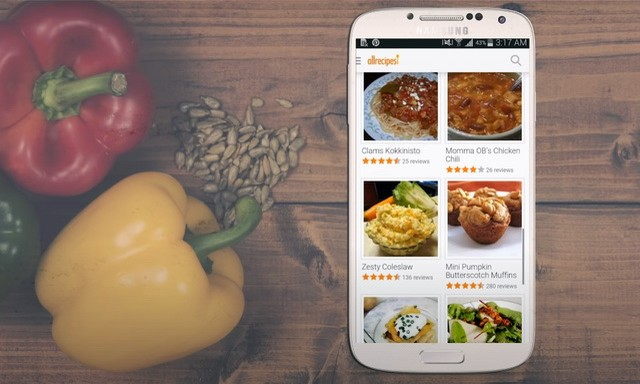 Best Cooking Apps for Android