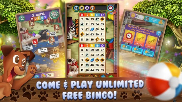 Bingo Pets Party