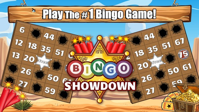 Bingo Showdown - Best Bingo Game for Android